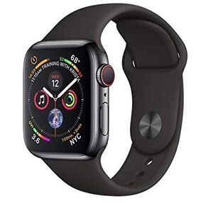 Apple Watch Series 4 LTE 40mm mit Edelstahlgehäuse für 479€ (statt 641€)