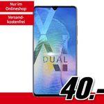 Huawei Mate 20 X für 40€ + Vodafone Allnet-Flat mit 4GB für 26,99€ mtl.