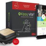 Kippy-Vita GPS-Hundetracker + Vodafone V-SIM inkl. 12 Monate Datenpaket für 14,90€ (statt 106€)