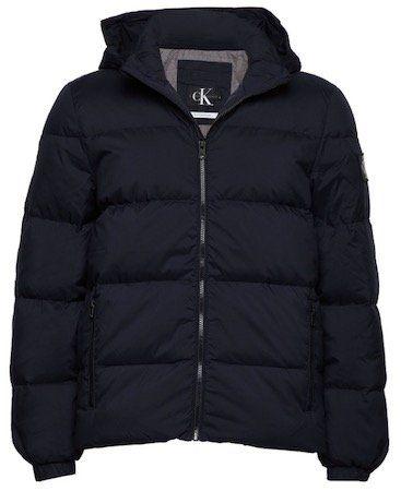 Calvin Klein Jeans Hooded Daunenjacke für 88,37€ (statt 119€)