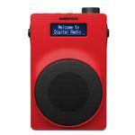 Medion LIFE E66880 UKW DAB+ Radio in Gelb für 19,95€ (statt 40€) – grün, weiss, blau für 24,95