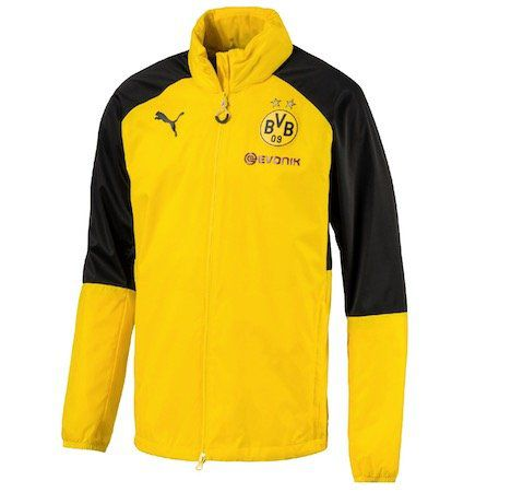 Puma BVB Regenjacke 17/18 für 24€ (statt 34€)
