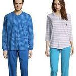 Seidensticker Nachtwäsche bei vente-privee – z.B. 2-tlg. Herren Pyjama ab 14,99€(statt 30€)