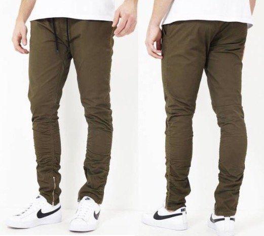 Brave Soul Squad Cotton Twill Skinny Leg Herren Chino für 10,61€ (statt 24€)