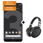 Google Pixel 3 XL + Sennheiser HD 4.50 für 99€ + Telekom Allnet-Flat mit 2GB für 26,99€ mtl.