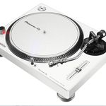 Ausverkauft! Pioneer PLX-500 Plattenspieler in Weiß für 269€ (statt 330€)