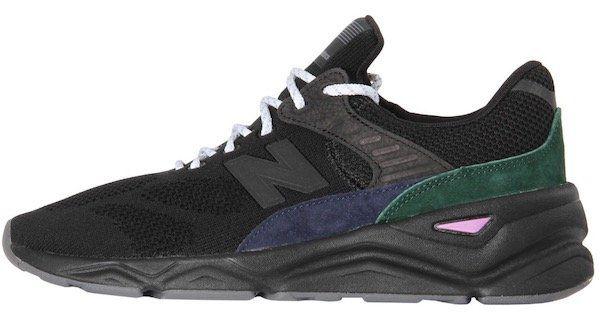 New Balance X 90 Sneaker in Schwarz für 64,90€ (statt 100€)