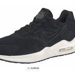 Nike Air Max Guile Premium Leder-Sneaker in Schwarz für 37,94€ (statt 54€) – Neukunden nur 16,99€!
