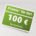 Komplett kostenloses Girokonto der norisbank mit 100€ Prämie