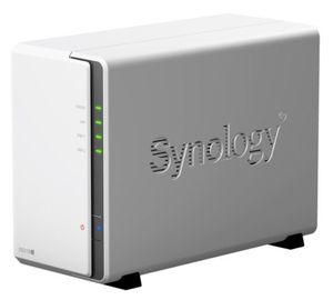 Vorbei! Synology DS218j NAS 2 Bay mit 8TB (2 x 4TB) für 284,99€ (statt 359€)