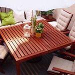 IKEA ÄPPLARÖ Tisch 140 x 140cm für 99€(statt 149€)