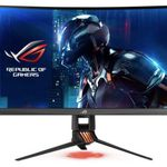 Asus ROG PG27VQ – 27 Zoll curved WQHD Gaming Monitor mit 165 Hz + G-Sync für 599€ (statt 769€) – Ausstellungsstücke