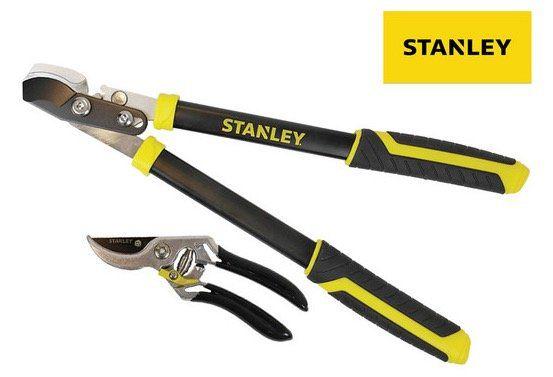 Stanley Ast  und Bypass Schere für 18,90€