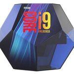Intel Core i9-9900K Box (ohne Kühler, Sockel 1151) für 490,93€ (statt 523€)