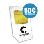 Congstar Tarife im Telekom Netz mit 4GB LTE oder 10GB LTE inkl. 30€ bzw. 50€ Cashback – monatlich kündbar!