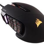 Corsair Scimitar Pro RGB Gaming-Maus (kabelgebunden) für 45,98€ (statt 86€) bis Mitternacht