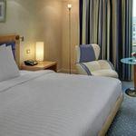 ÜN im 5* Hilton Hotel Düsseldorf für Zwei mit Frühstück und opt. romantischen 4 Gänge Dinner ab 75,65€