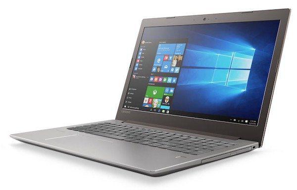 Lenovo 520 15IKBR   15,6 Zoll Full HD Notebook mit 256GB + 1TB für 739€ (statt 854€)