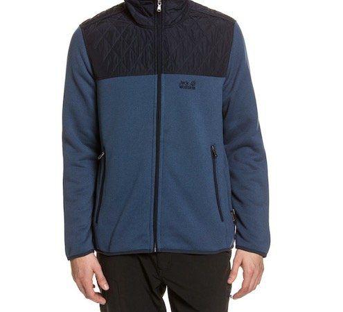 Jack Wolfskin Mackenzie River Jacket für 54,24€ (statt 111€)   nur S und M