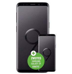 Knaller? 2x Samsung Galaxy S9 für 79€ + Telekom MagentaMobil M Young mit bis zu 16GB LTE ab 39,95€ mtl.
