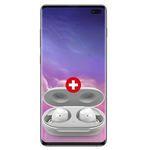 Samsung Galaxy S10+ mit 512GB für 29,99€ + gratis Samsung Galaxy Buds + o2 Allnet-Flat von winSIM mit 5GB LTE für 55,99€mtl.