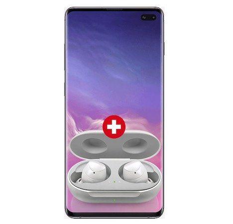 Samsung Galaxy S10+ mit 512GB für 29,99€ + gratis Samsung Galaxy Buds + o2 Allnet Flat von winSIM mit 5GB LTE für 55,99€mtl.