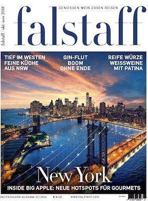 Knaller🔥 1 Jahr Falstaff Lifestyle Magazin komplett GRATIS   keine Kündigung notwendig, keine Versandkosten!