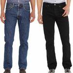 Levis 501 Original Herren Premium Jeans für 64,95€