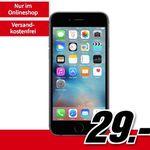 iPhone 6s 32GB für 29€ + Vodafone Allnet-Flat mit 2GB für 15,99€ mtl.