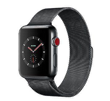 Cyberport: 50€ Rabatt auf ausgewählte Apple Watch Series 3 Cellular Modelle   auch mit Edelstahl!