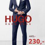Hugo Boss Anzüge ab 220€ (statt 430€) bei Hirmer – teilweise nur noch Restgrößen
