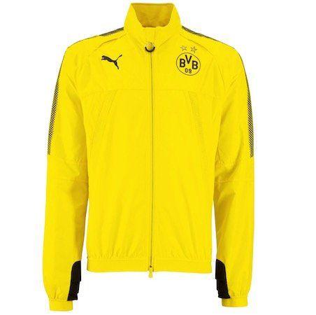 Puma BVB Herren Stadionjacke International 17/18 für 24,99€