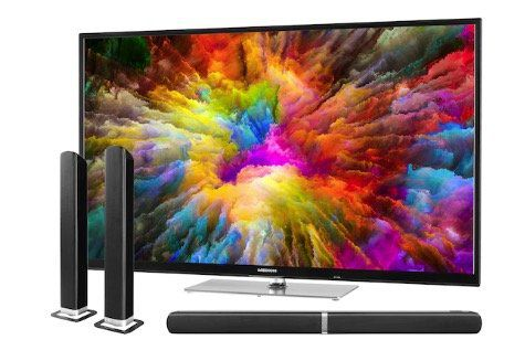 Medion Life X15022 50 Zoll UHD Fernseher + Soundbar E64058 für 379,95€ (statt 510€)