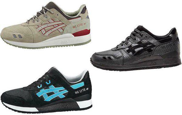Asics Gel Lyte III Sneaker für 54,95€ (statt 67€)