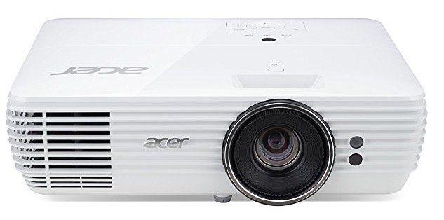 Acer M550 4K Beamer für 1.049€ (statt 1.234€)
