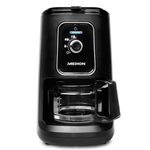 Medion MD 17384 Filter-Kaffeemaschine mit Mahlwerk für 34,95€ (statt 55€)