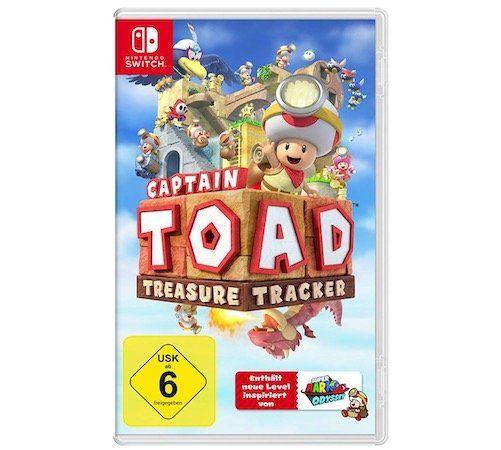 Captain Toad: Treasure Tracker (Switch) für 29€ (statt 35€)