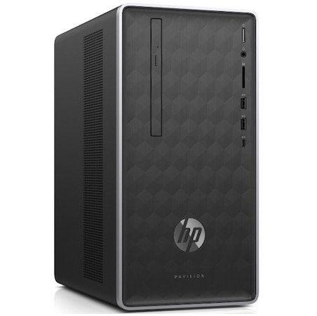 Ausverkauft! HP 590 p0593ng Desktop PC mit 128GB SSD + 1TB HDD für 373,64€ (statt 504€)