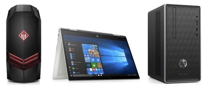 Bis 25% Rabatt auf ausgewählte HP Notebooks & PCs bei Notebooksbilliger bis Mitternacht