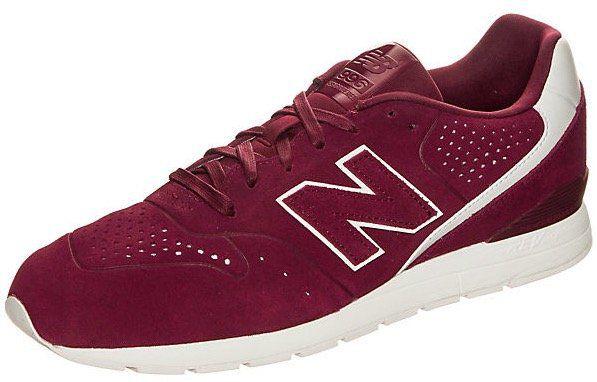 New Balance MRL996 DU D Herren Sneaker in Rot für 57,94€ (statt 97€)   Restgrößen!