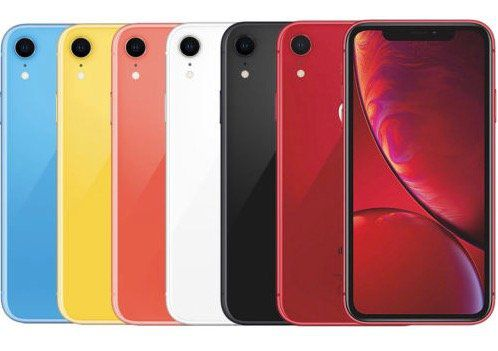 iPhone XR mit 128GB in 4 Farben für je 649€ (statt 780€)   nagelneue Ausstellungsstücke