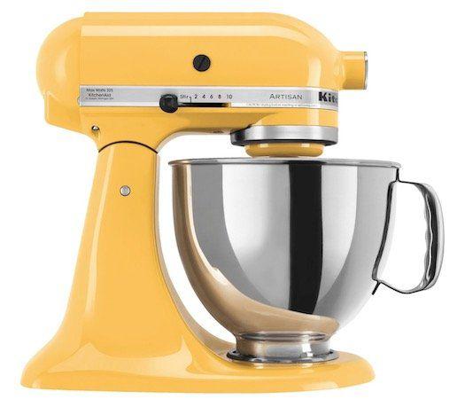 KitchenAid Artisan 5KSM175PS EBF Butterblume Limited Edition für 379€ (statt 499€)