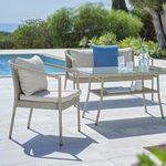 Loungegarnitur Lissabon 11-teilig für 313,30€ (statt 418€)