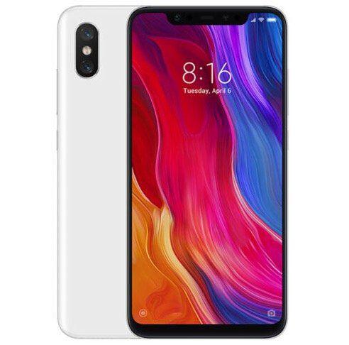 Xiaomi Mi 8   6,2 Zoll Smartphone mit 128GB & 6GB + LTE in Weiss oder Schwarz für 299€ (statt 349€)