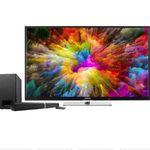 Abgelaufen! Medion Life X15022 50 Zoll UHD Fernseher + 2.1 Soundbar E64126 für 419,95€ (statt 540€)