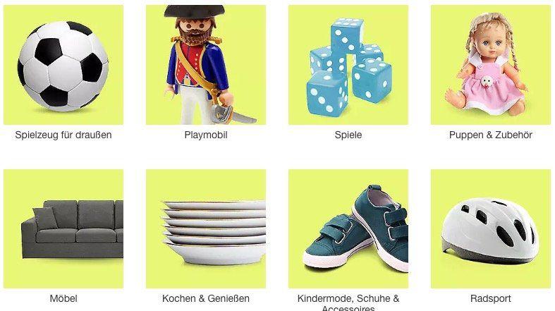 eBay: 15% Gutschein für saisonale Produkte (Fahrräder, Möbel, Klamotten etc.)