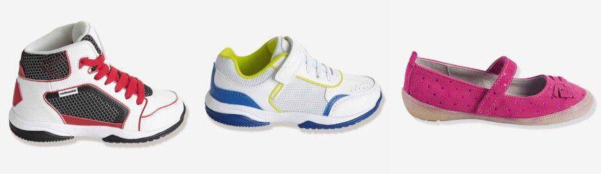Vertbaudet Sale bei Vente Privee mit bis zu 70% Rabatt   z.B. Jungen Sneakers ab 7,99€
