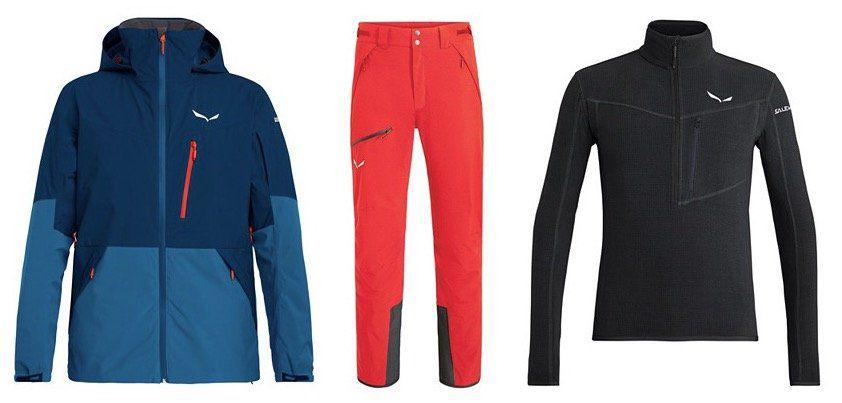 Salewa Outdoor Fashion und Zubehör   z.B. Jacke Antelao Beltovo für 149,99€ (statt 223€)
