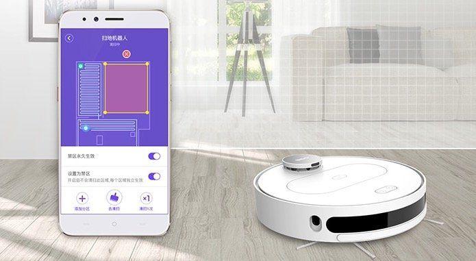 360 S6 Saugroboter mit Wischfunktion für 300,30€   ernsthafte Konkurrenz zu Xiaomi!