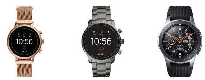 Karstadt: 20% auf nichtreduzierte Uhren   z.B. Fossil Q Venture HR für 140€ (statt 167€)